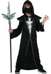 Disfraz Niño Demonio Skeleton Talla S