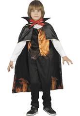 Disfraz Niño Vampiro Infernal Talla S