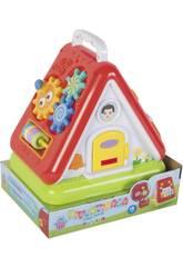 Casa Infantil Atividades Bilíngues