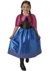 Déguissement Enfant Anna Classic Taille S Rubies 620977-S