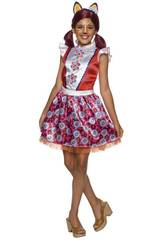 Disfraz Niña Enchantimals Felicity Fox Classic Talla M Rubies 641212-M