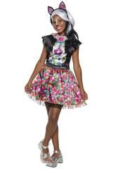 Déguisement Enfant fille Enchantimals Sage Skunk Classic Taille M Rubies 641216-M