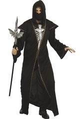 Costume Adulto Uomo Monaco Assassino XL