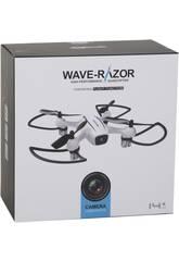Drone Radio Contrôle 6 Canaux 2.4 g avec caméra