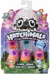 Hatchimals Collectionnable Pack 5 Figurines S4 Bizak 6192 1952