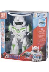 Smart Robot con luces y sonidos