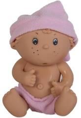 Muñeco Bebé Baño 15 cm.