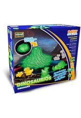 Sabbia per Modellare Dinosauri 500 grammi
