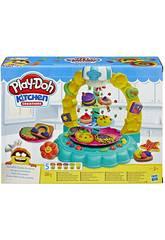 Playdoh Doce Fábrica de Cookies Hasbro E5109