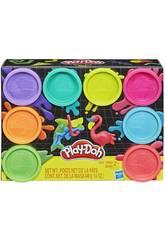 Play-doh Pack 8 Pots Hasbro E5044EU4