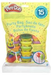 Play-doh Saco De 15 Mini Frascos Hasbro 18367EU4