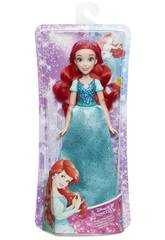 Poupée Princesses Disney Ariel Brillo Real Hasbro E4156EU40