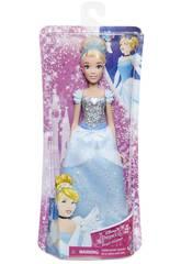 Muñeca Princesas Disney Cenicienta Brillo Real Hasbro E4158EU40