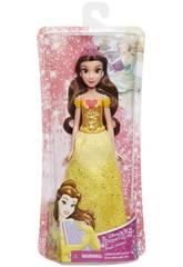 Muñeca Princesas Disney Bella Brillo Real Hasbro E4159EU40