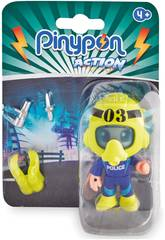 Pin y Pon Action Figuras Emergencia Famosa 700014491