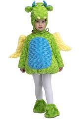 Disfraz Bebé L Dragón Peluche