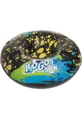 Luge Gonflable Noire H2O Go ! Snow 99 cm. Bestway 39004