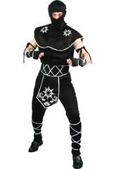 Disfraz Ninja Hombre Talla L