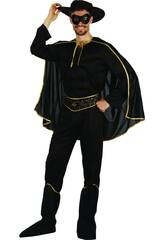 Disfraz Bandido Hombre Talla XL