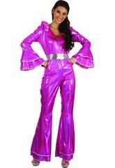 Disfraz Disco Mujer Talla M