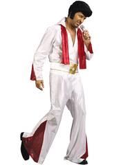 Disfraz Estrella de Rock Hombre Talla M