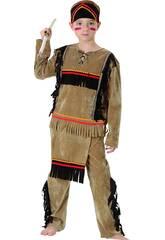 Kostüm Indianer Junge Größe L