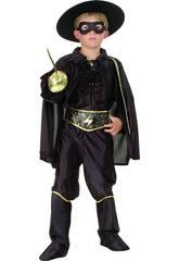 Disfraz Bandido Niño Talla M