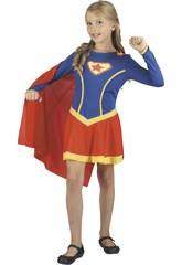 Déguisement Super Héros Fille Taille S