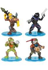 Fortnite Squad Pack 4 Figuras 5 cm.