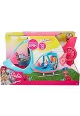 Barbie Elicottero a 2 Posti Mattel FWY23