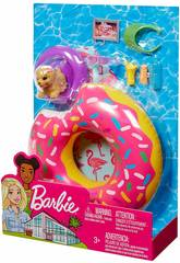 Barbie Set Muebles Exterior Mattel FXG37