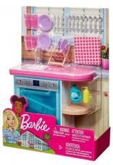 Barbie Surtido Muebles Interior Mattel FXG33