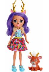 Enchantimals Danessa Deer und Sprint Mattel FXM75