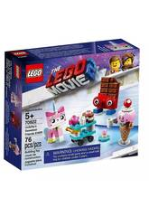 The Lego Movie 2 Gli amici di Unikitty più dolci di sempre 70822