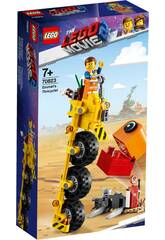 The Lego Movie 2 Il Triciclo di Emmet 70823