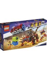 Lego Movie 2 Ultrakatty und Lucy 70827