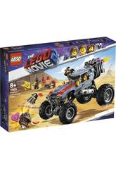 Lego Movie 2 Buggy de Huida de Emmet y Lucy 70829