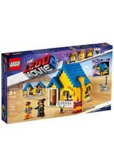 Lego Movie 2 Casa dos Sonhos e Foguete de Resgate 70831