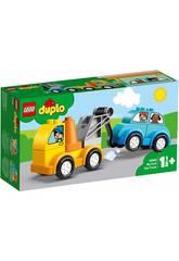 Lego Duplo Mein Erster Abschleppwagen 10883