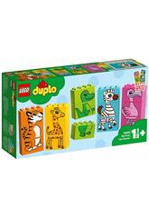 Lego Duplo Mon Premier Puzzle Divertissant 10885