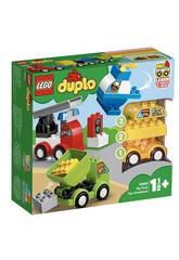 Lego Duplo Meine Ersten Autos 10886