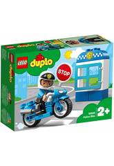 Lego Duplo Moto de Policier 10900