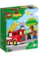 Lego Duplo Camión de Bomberos 10901
