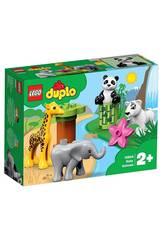 Lego Duplo Baby Tierchen 10904