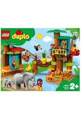 Lego Duplo Isla Tropical 10906