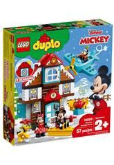 Lego La Casa delle vacanze di Topolino 10889