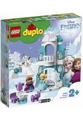 Lego Duplo Frozen Castillo de Hielo 10899