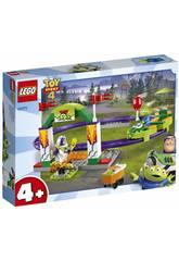 Lego Juniors Toy Story 4 Joyeux Train de la Foire 10771
