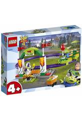 Lego Juniors Toy Story 4 Buzz wilde Achterbahnfahrt 10771