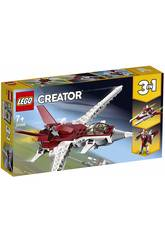 Lego Creator 3 in 1 Aereo Futuristico 31086